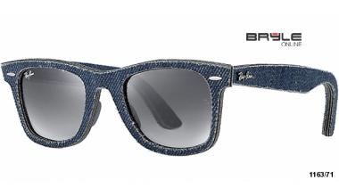 Ray Ban RB 2140 1163/71 DENIM WAYFARER