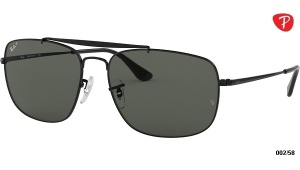 Ray Ban RB 3560 THE COLONEL polarizace 002/58 61
