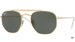 Ray Ban RB 3648 THE MARSHAL 001 54