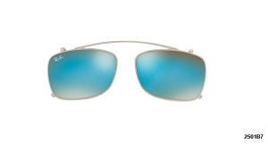 Ray Ban Clip-On RX 5228C 2501B7 55