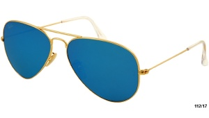 Ray Ban RB 3025 112/17 AVIATOR FLASH 58