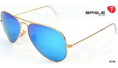 Ray Ban AVIATOR RB 3025 112/4L polarizace 58