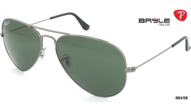 Ray Ban AVIATOR RB 3025 004/58 polarizace 58
