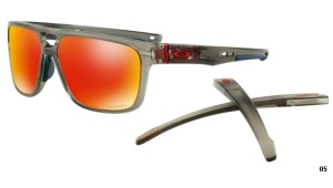 Oakley CROSSRANGE PATCH OO9382 05