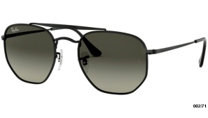 Ray Ban RB 3648 THE MARSHAL 002/71 54