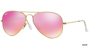 Ray Ban AVIATOR RB 3025 112/4T FLASH 58