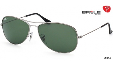 Ray Ban AVIATOR RB 3362 POLARIZACE 004/58 59