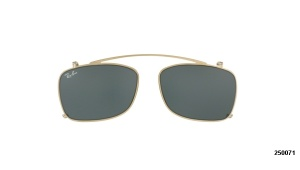 Ray Ban Clip-On RX 5228C 250071 53