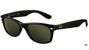 Ray Ban RB 2132 WAYFARER NEW 901 52