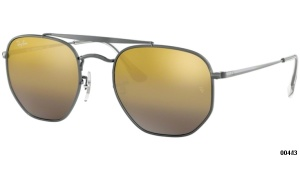 Ray Ban RB 3648 THE MARSHAL 004/I3 54