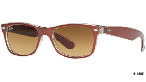 Ray Ban RB 2132 614585 WAYFARER NEW 55