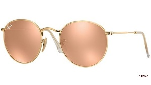 Ray Ban RB 3447 112/2Z ROUND METAL