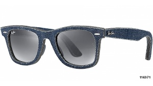 Ray Ban RB 2140 1163/71 DENIM WAYFARER 50