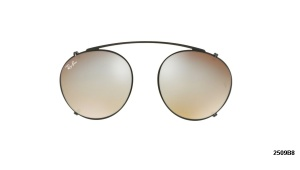 Ray Ban Clip-On RX 2180C 2509B8 49