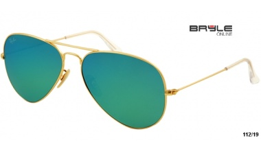Ray Ban RB 3025 112/19 AVIATOR FLASH 55