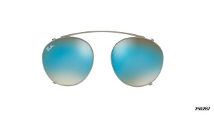 Ray Ban Clip-On RX 2180C 2502B7 49
