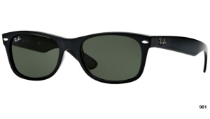 Ray Ban RB 2132 901 WAYFARER NEW 58