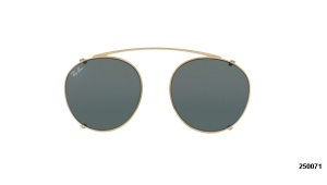 Ray Ban Clip-On RX 2180C 250071 49