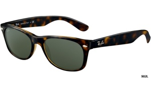 Ray Ban RB 2132 902L WAYFARER NEW 55