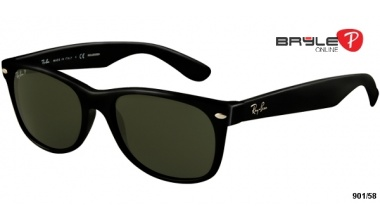 Ray Ban RB 2132 901/58 WAYFARER NEW POLARIZACE
