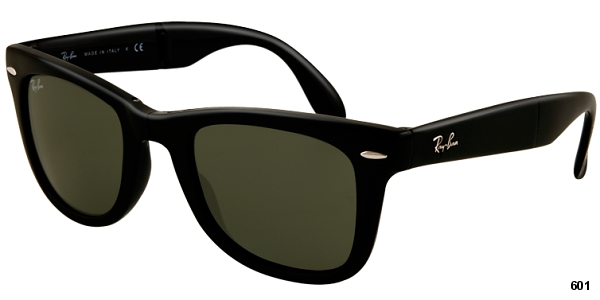 Ray Ban RB 4105 601 vel.50 FOLDING WAYFARER